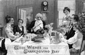 A Victorian Thanksgiving